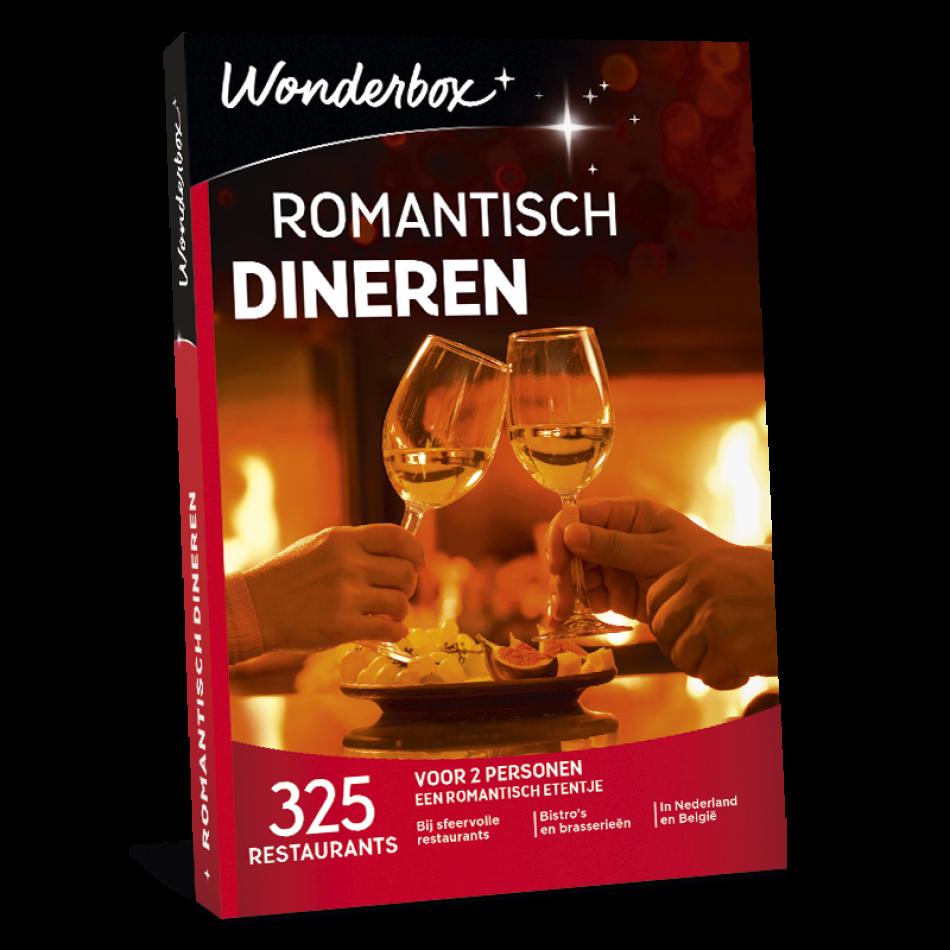 Wonderbox - Romantisch Dineren
